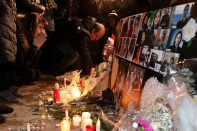 Montreal's Persian community mourns their dead