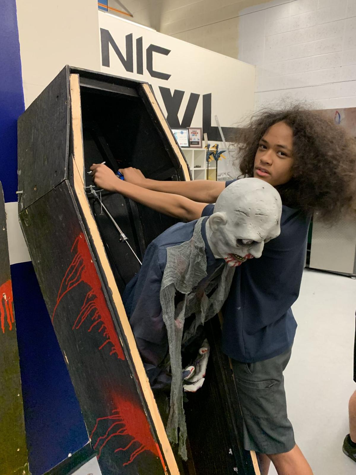 Entertainment: Giving back this Halloween: Pilon Haunted House