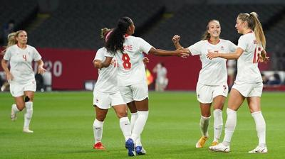 Canada earns important 2:1 win over Chile at Tokyo 2020 Olympic Games