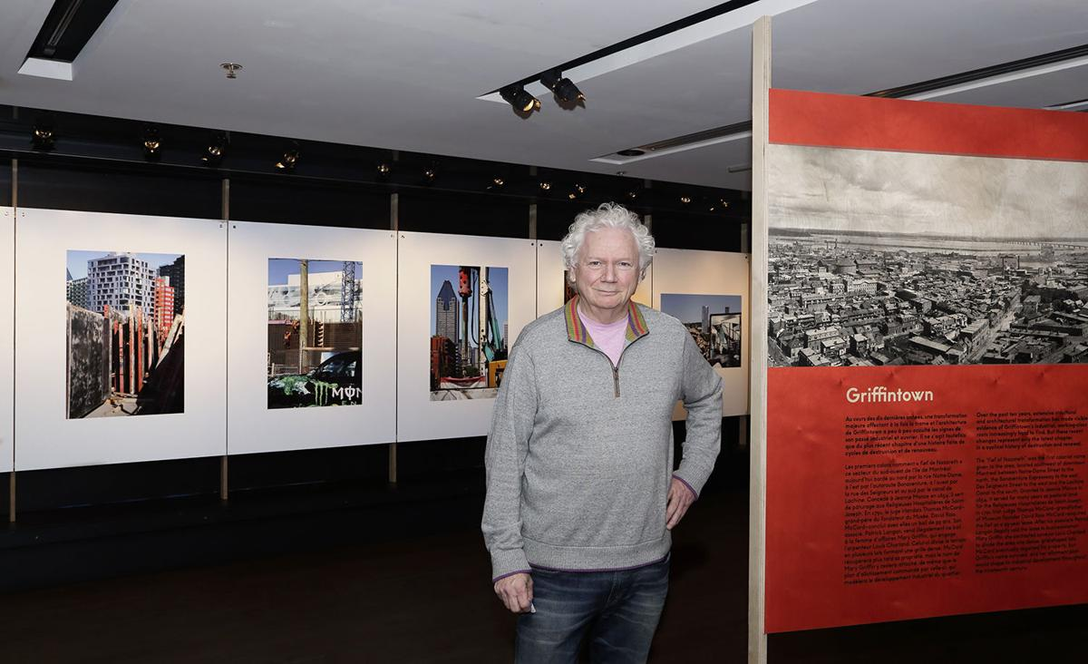 At the McCord Museum: Griffintown through the eyes of street photographer Robert Walker