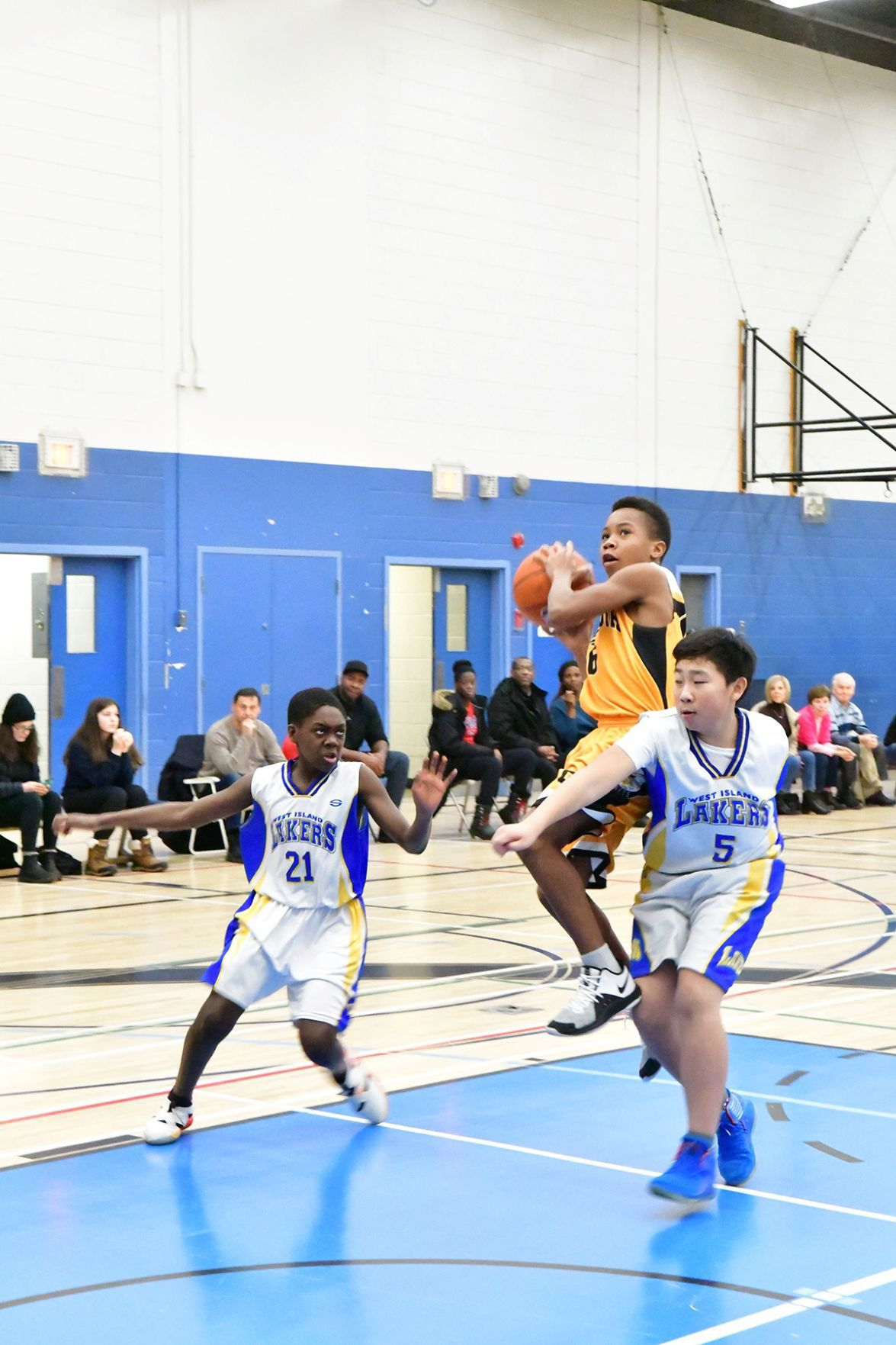 Sun Youth Downs West Island in Sunday Matinee