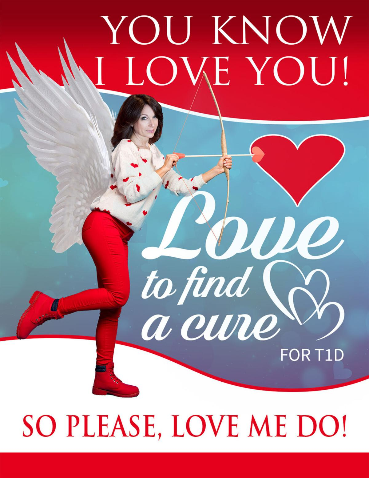 Suzanne Reisler Litwin: Love to Find a Cure