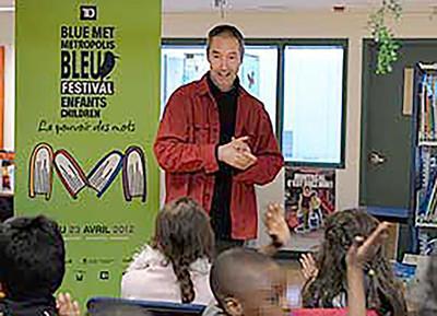 The TD-Blue Metropolis Children's Festival runs April 26 to May 5