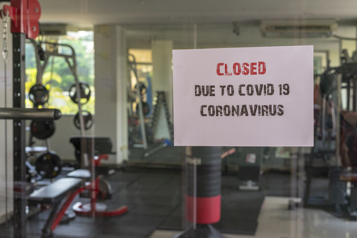 The Ups and Downs of the Gym World