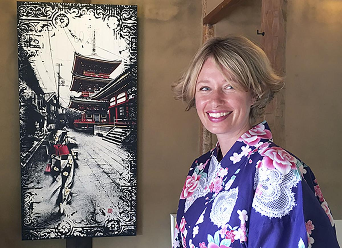 Viva Vida Art Gallery presents works by Denise Buisman Pilger at the Beaconsfield Library March 5-29