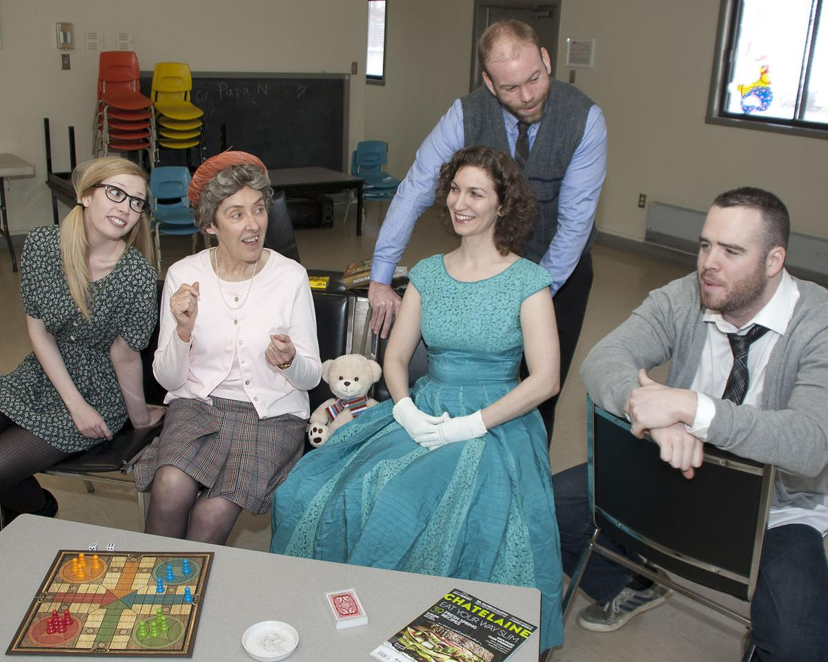 Lakeshore Players Dorval take on The Curious Savage