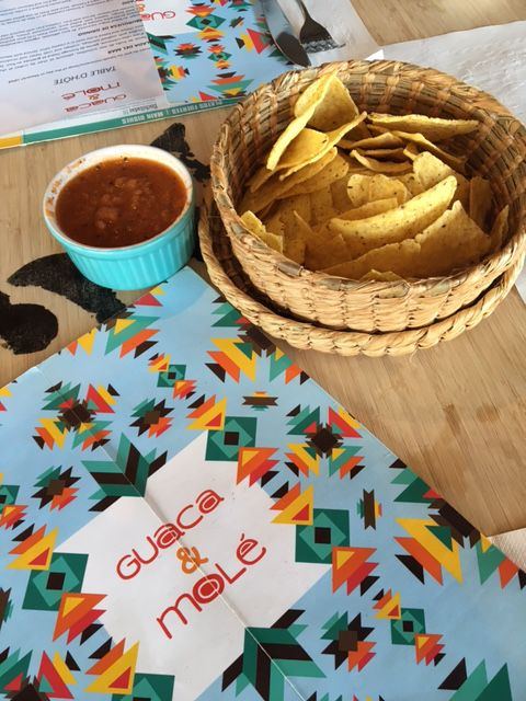Urban Foodie Review: Guaca & Molé