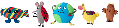 Houses & Homes: IKEA's newest SAGOSKATT line of soft toys designed by children is out!