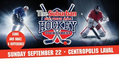 The Suburban Hat Trick Ball Hockey Tournament