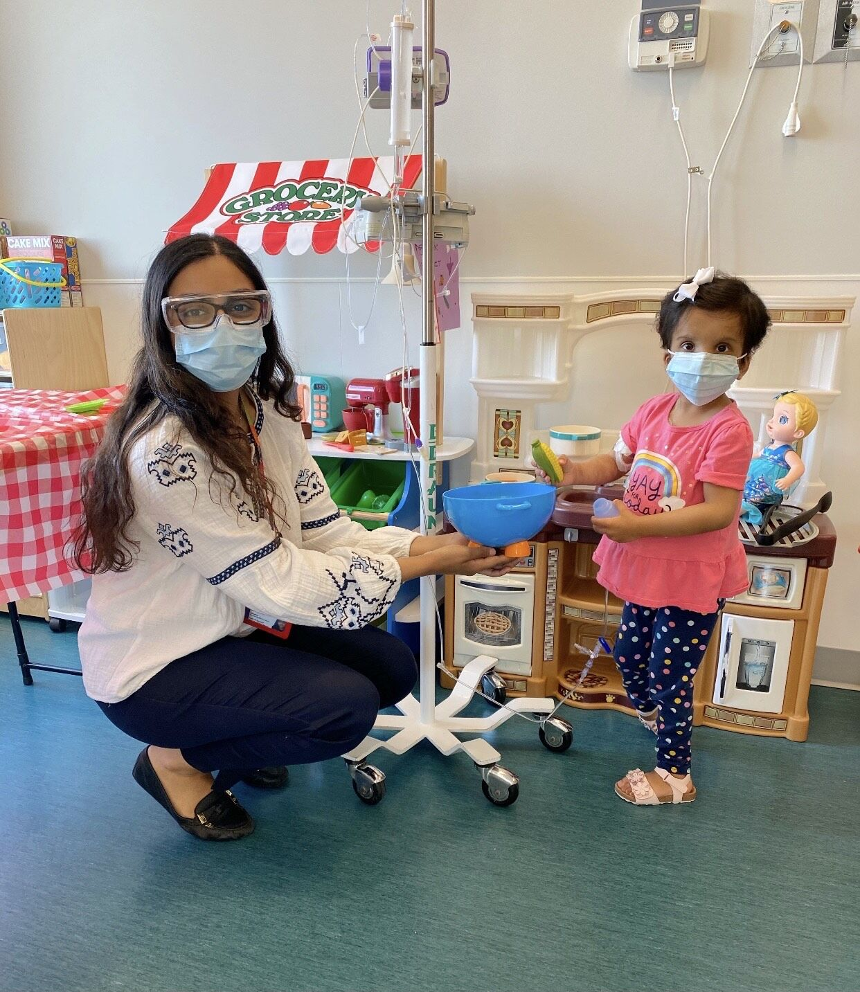 Community Heroes: Child Life Services at The Montreal Children's Hospital