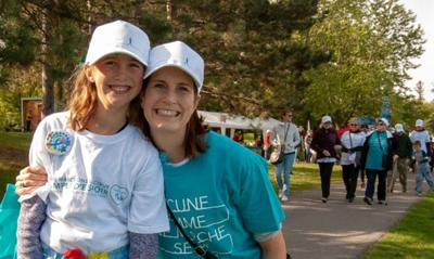 Ovarian Cancer Canada and 35 Communities Nationwide Set and Ready for 'Virtual' Walk of Hope