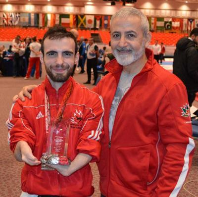 Anthony Cappello battles disappointment at Parapan Am Games