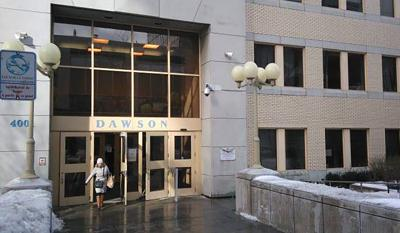 Dawson College processing admissions and working on solutions