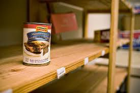 WIM hoping for help this summer in restocking shelves for food bank