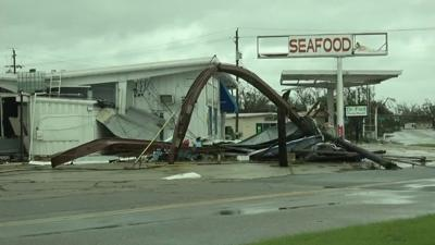 Historic hurricane Michael slams Florida panhandle