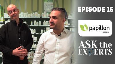 Ask The Expert Episode 15 -  Papillon