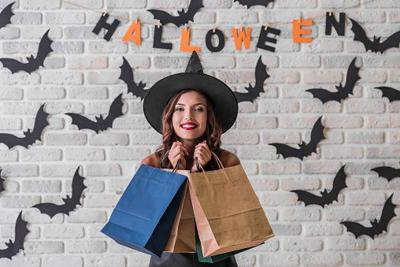 Melany Of MList: Shopping for last-minute Halloween costumes