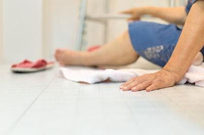 Best of 2017: Seniors and Aging: Slip and fall prevention for seniors