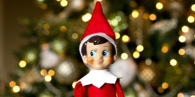 Supermom In Training: Elf on the Shelf is going to ruin my Christmas