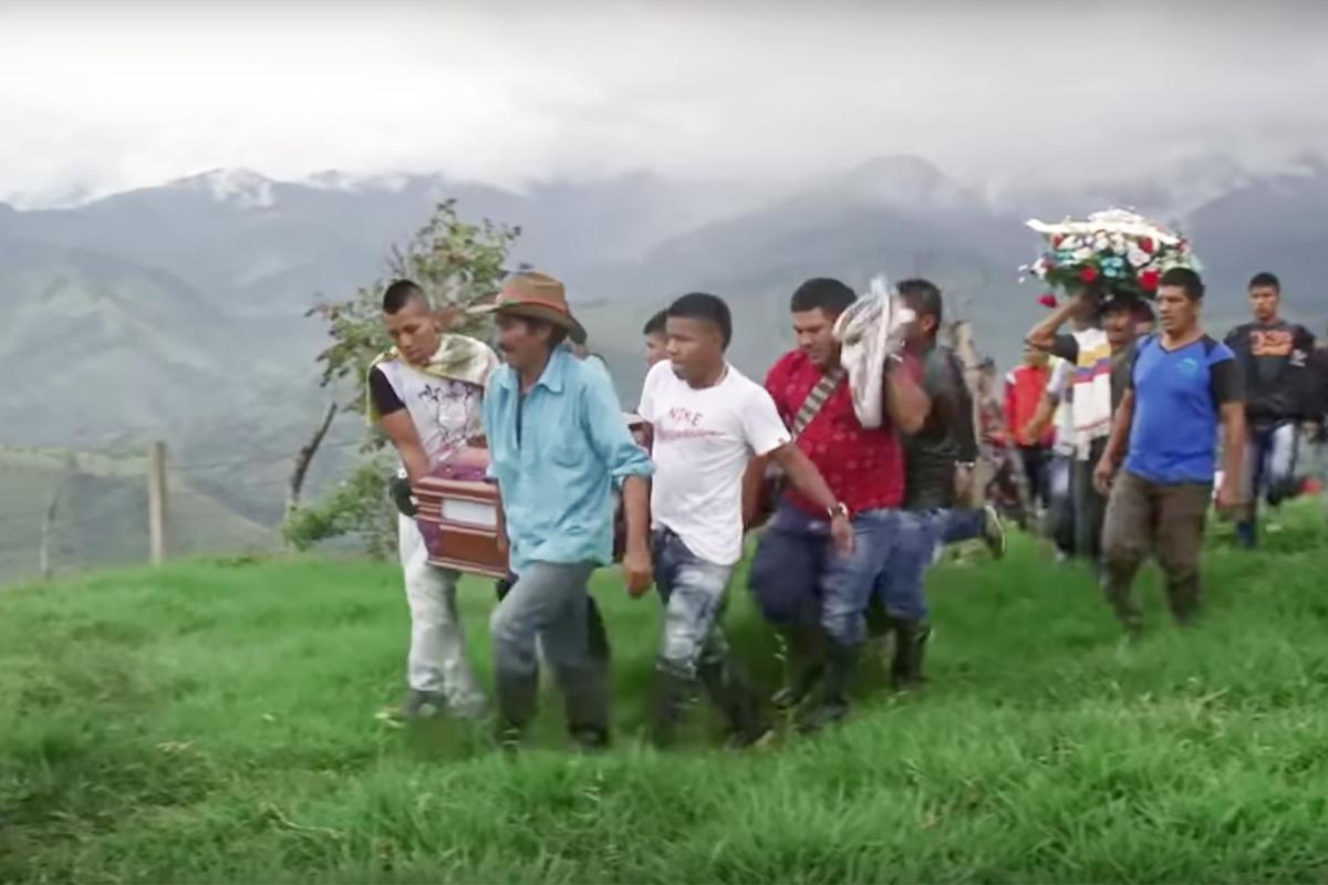 Cinema Politica Concordia presents 'They're Killing Us' and 'Frontera Invisible' Mar. 18