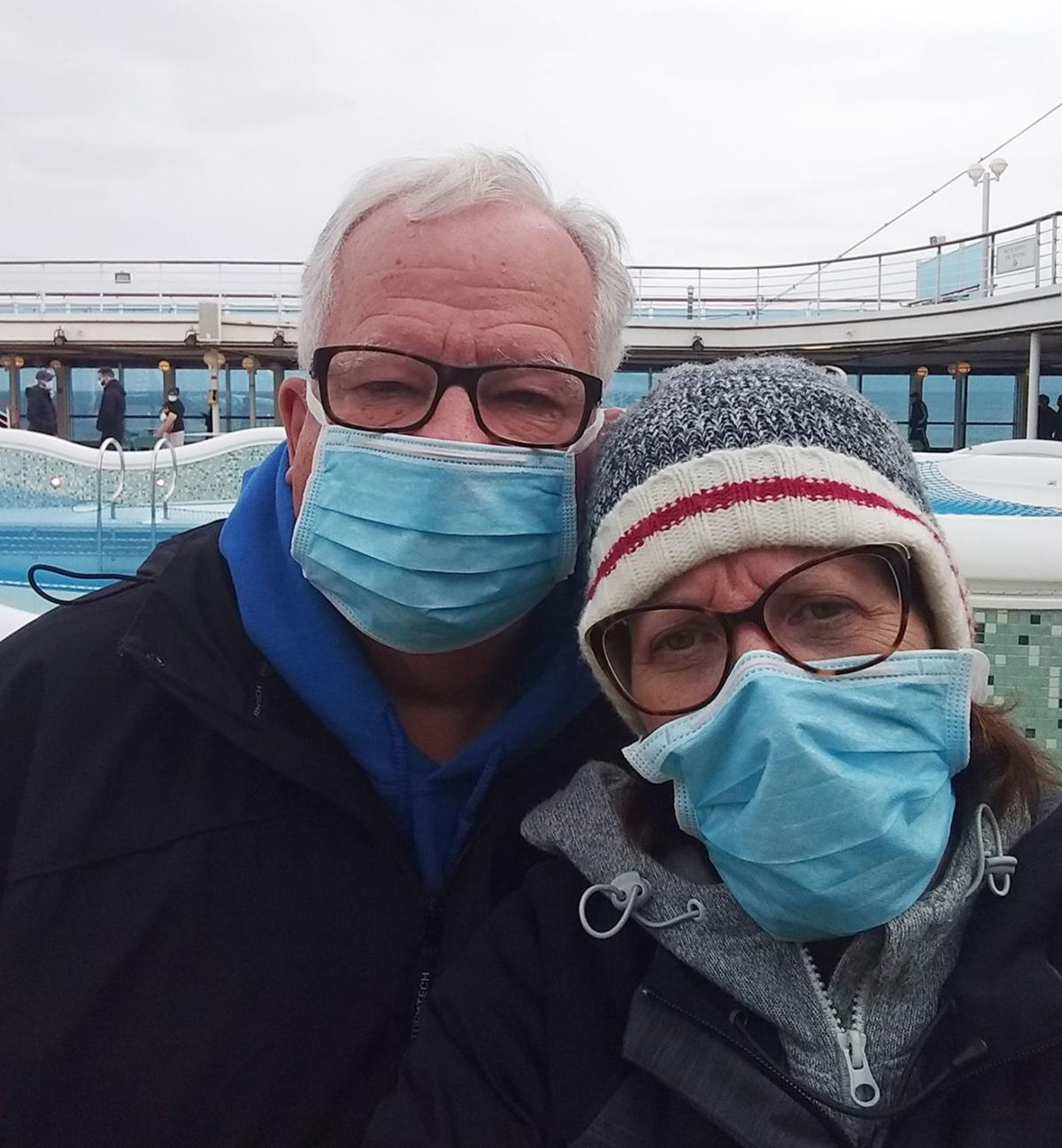 West Island couple's ongoing coronavirus ordeal