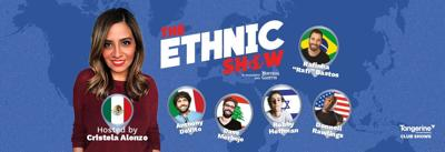 Entertainment: Still ethnic with a touch of raunchy goodness
