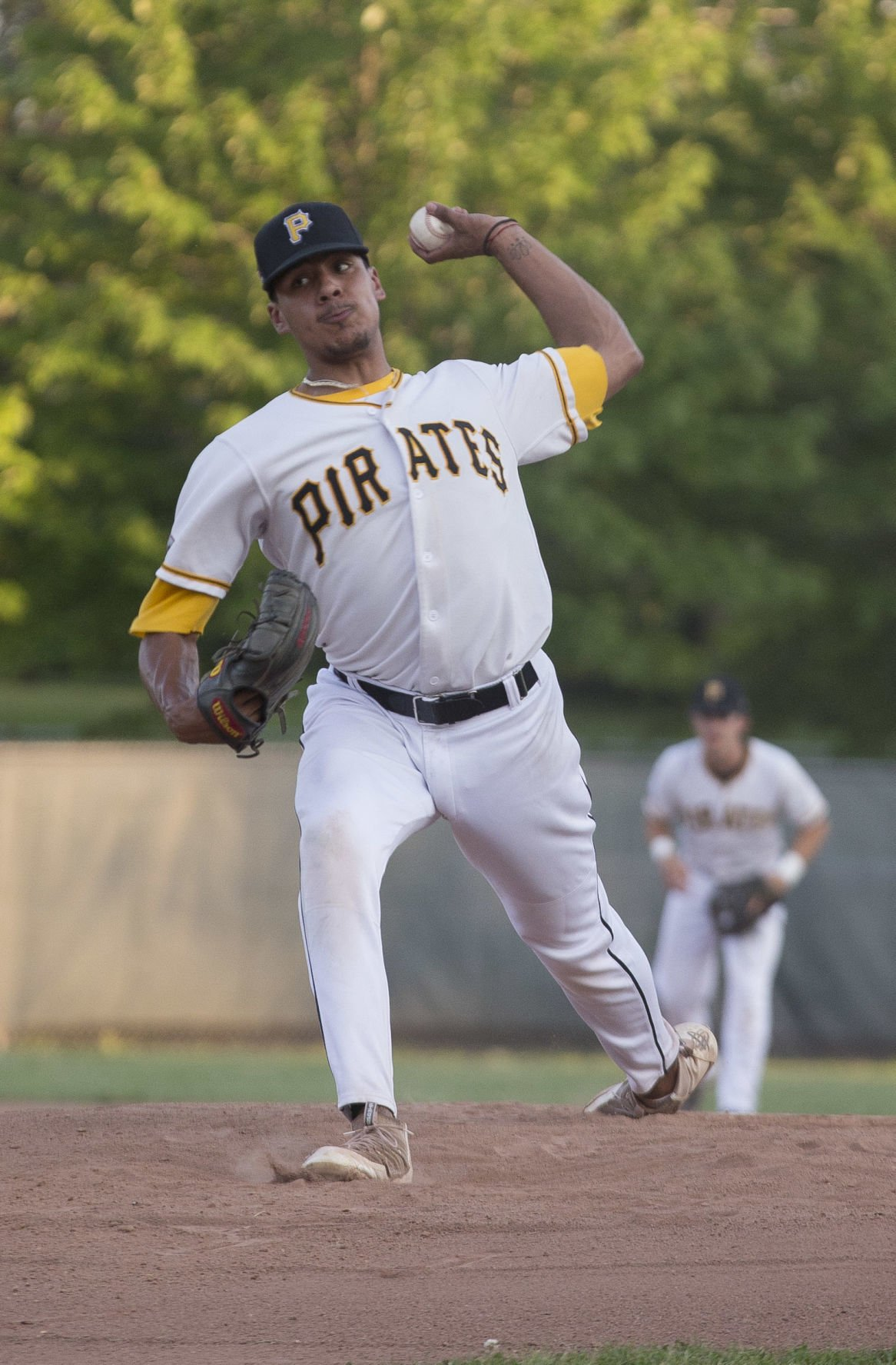 Pirates limp home for two game set