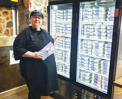 Brasserie Manoir's ready-to-eat meals are already a huge hit