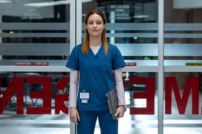 Entertainment: Laurence Leboeuf from CTV's Transplant talks about new medical drama premiering February 26th