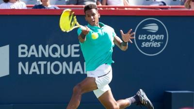 Auger-Aliassime bows in fourth round play of Australian Open
