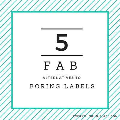 Houses & Homes: 5 Fab Alternatives To Boring Labels