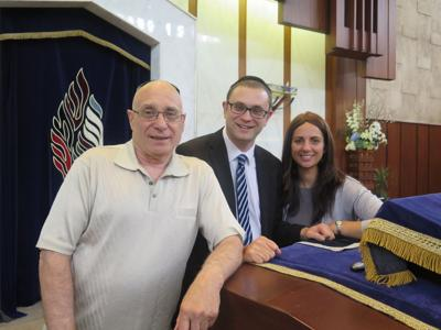 New Rabbi at Beth Ora