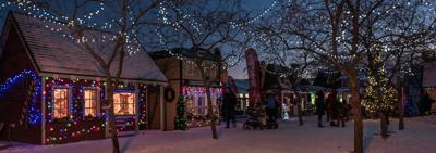 Christmas market returns