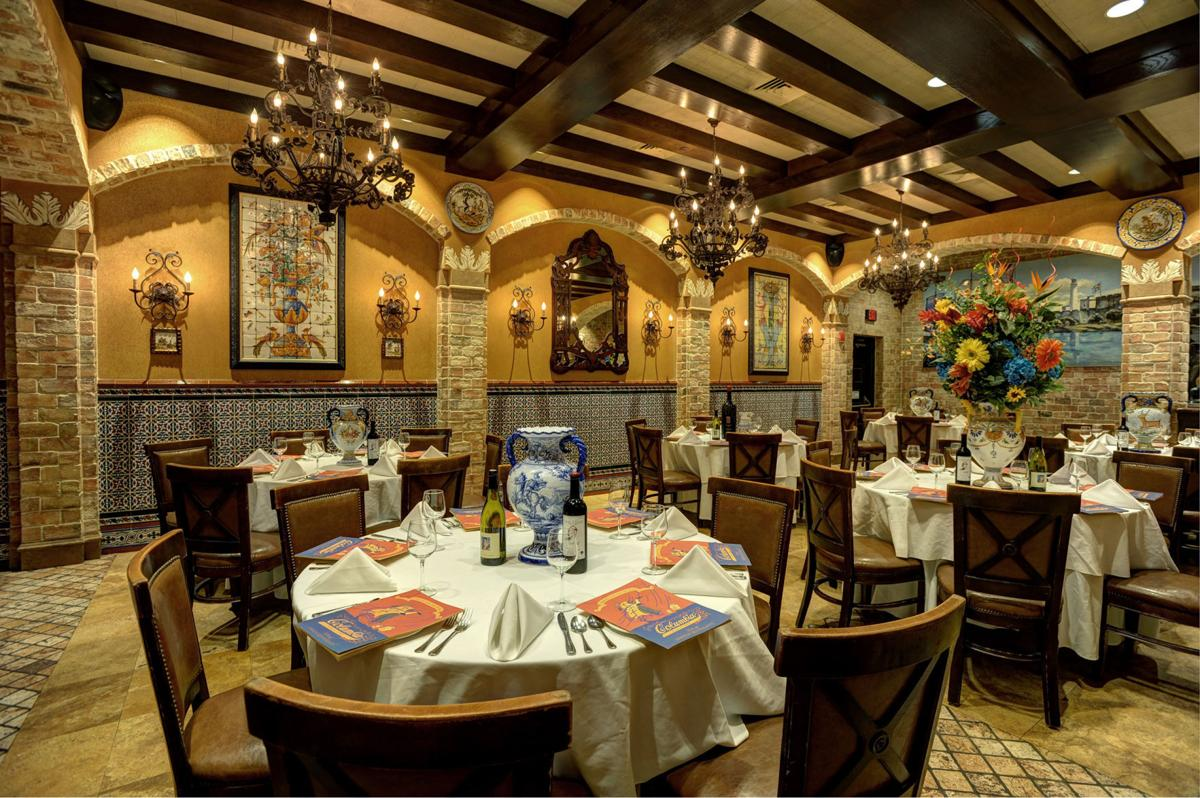 Dining out in Tampa: Historical Columbia Restaurant, Ruth\'s Chris ...