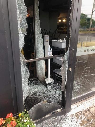 Federation CJA reports incident at Chez Benny Express