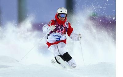 Mikaël Kingsbury Skis into the History Books Winning Back-to-Back World Championship Gold