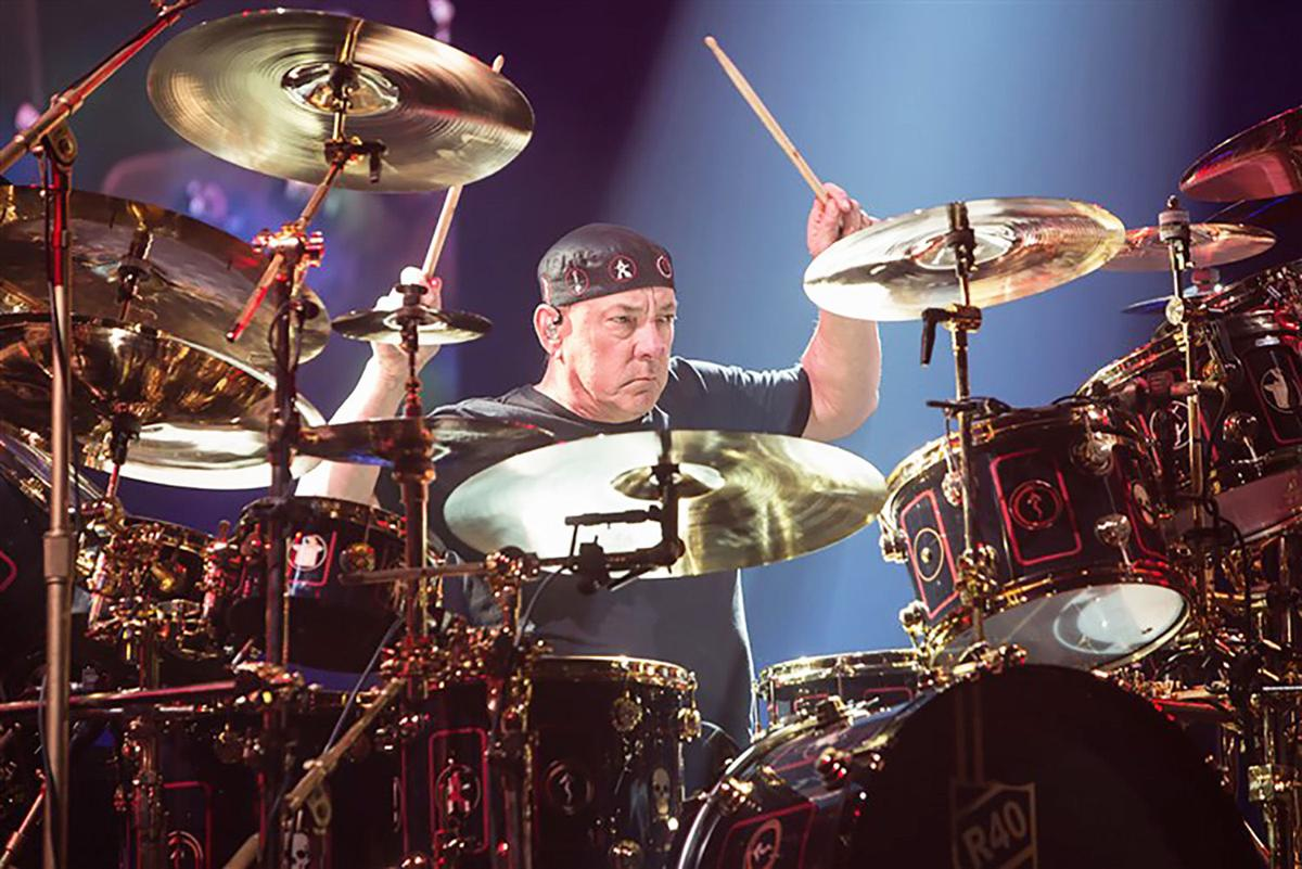 A tribute to Rush … and their late drummer, Neil Peart