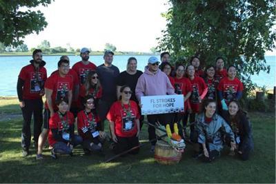 FL Fuller Landau's Annual Cedars CanSupport Dragon Boat Race and Festival — 'Rain or Shine' on Saturday, Sept. 7