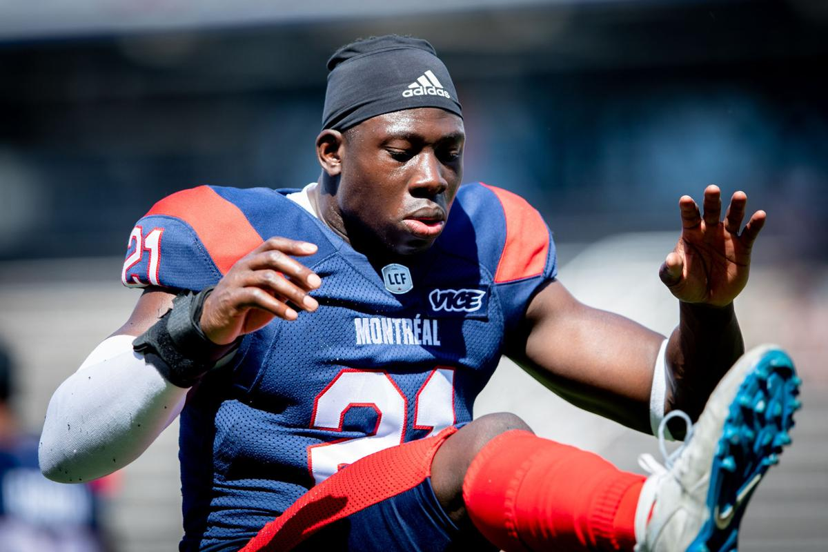 Alouettes strengthen defence with spate of signings