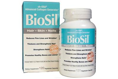 Healthy Living With TAU: Naturopath's Favourite Choice: Biosil! For an optimal anti-aging effect!