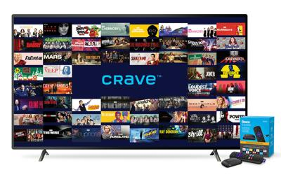 Crave is now available on Roku streaming devices