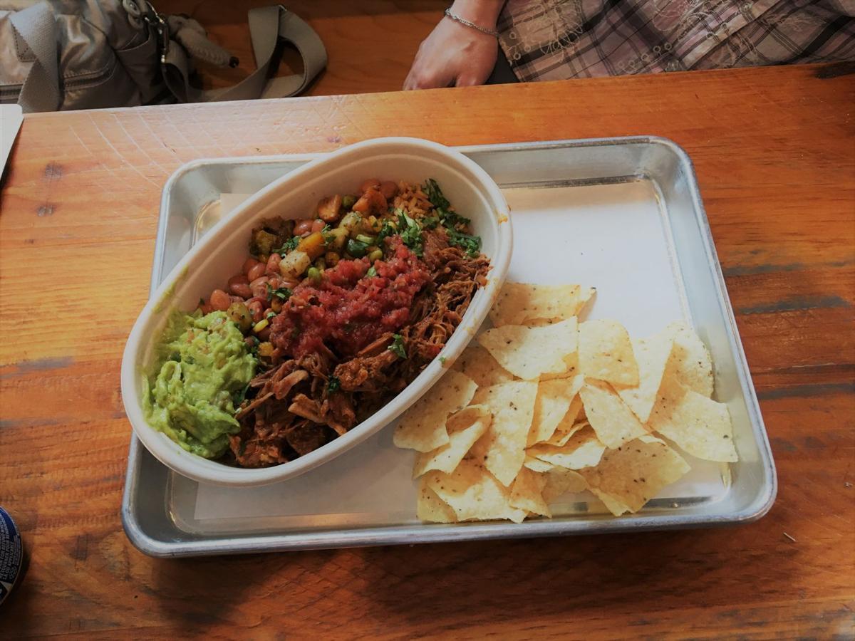 Urban Foodie Review: Mucho Burrito