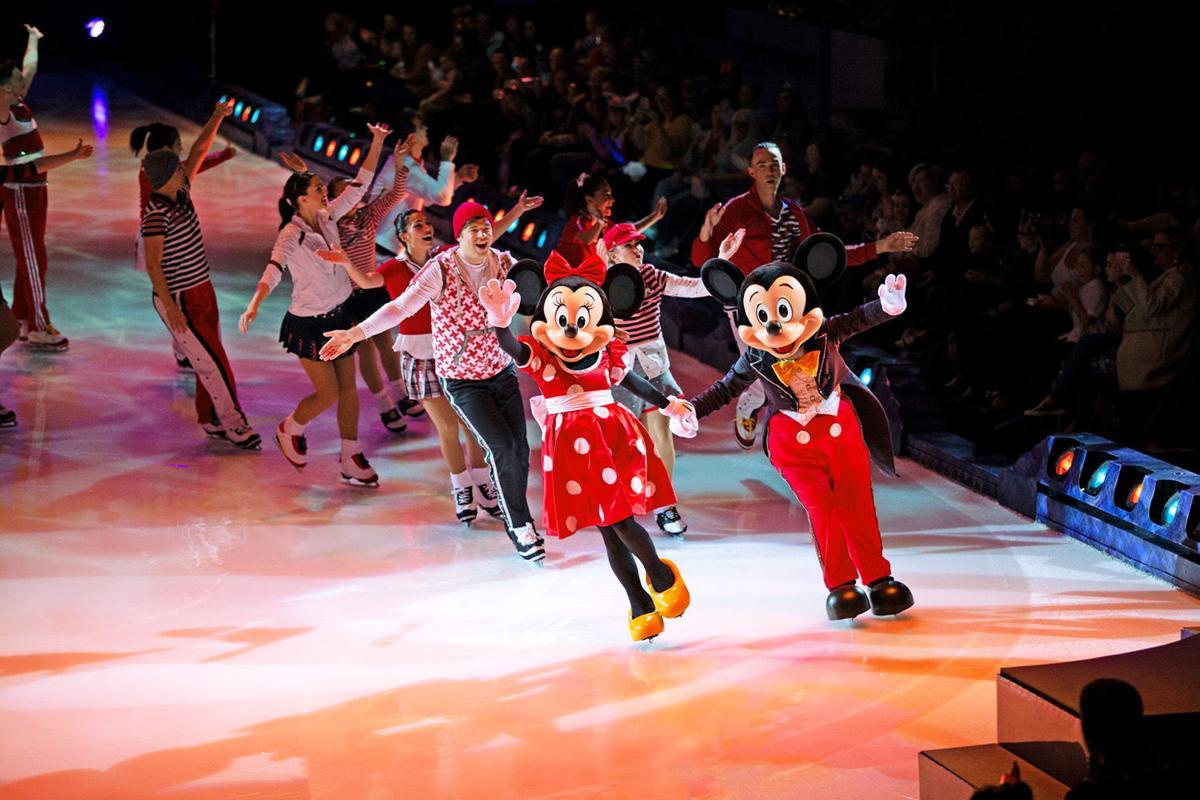 Disney On Ice dares you to Dream Big