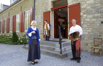 Château Ramezay Museum looking for prospective guides