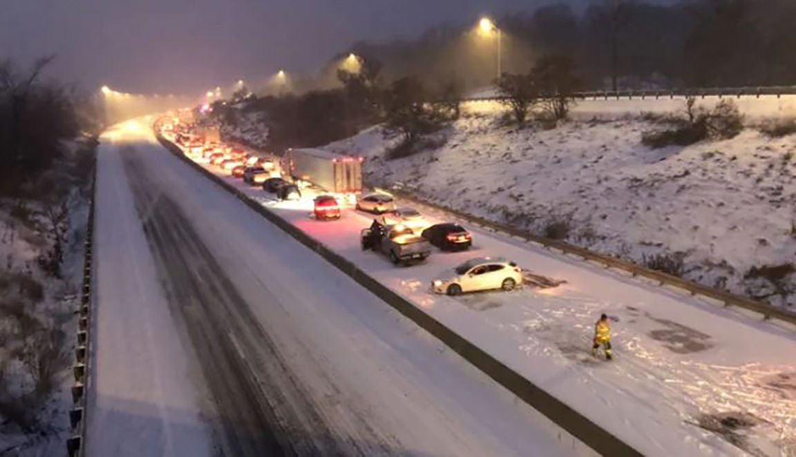 Major winter storm to miss Montreal
