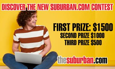 Discover the New suburban.com Contest Day 5