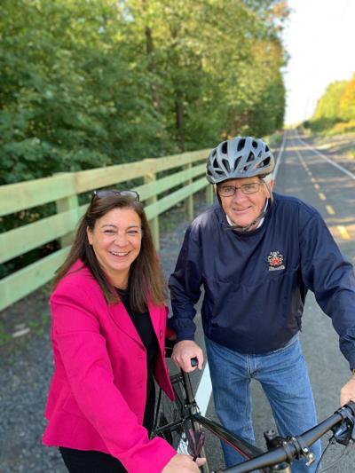 Kirkland and SADB link bike paths