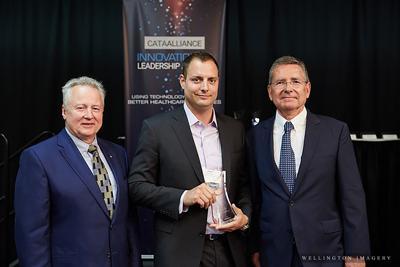 TrackTik Software CEO receives prestigious technology innovation award