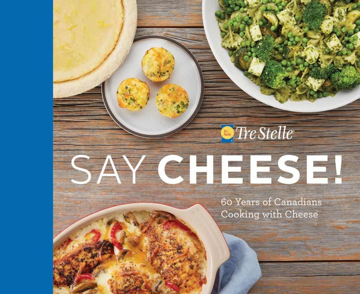 Tre Stelle-Free Copy of Canada-s First All-Cheese Cookbook Featu