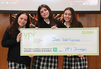 Hebrew Academy students win JEM Workshop $5,000 grant
